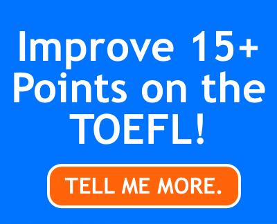 PrepScholar TOEFL